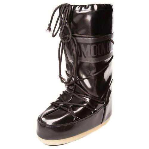 Moon Boot MB Vinile Metal Śniegowce Czarny 23-26 - OKAZJE