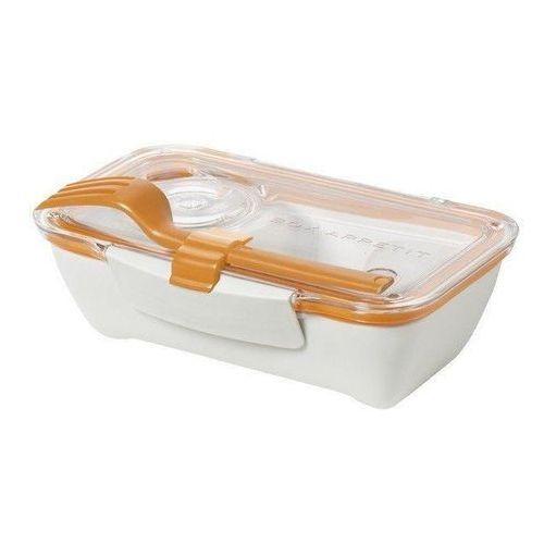 Pudełko na lunch bento pomarańczowe marki Black+blum