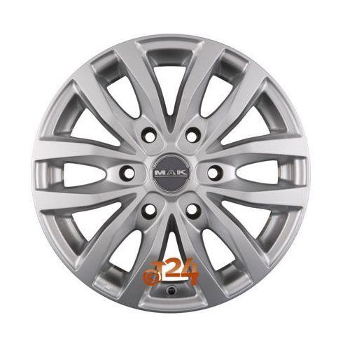 Felga aluminiowa Mak LOAD 6 16 6,5 6x139,7 - Kup dziś, zapłać za 30 dni