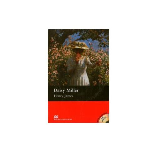 Daisy Miller + CD. Macmillan Readers Pre-Intermediate, Macmillan