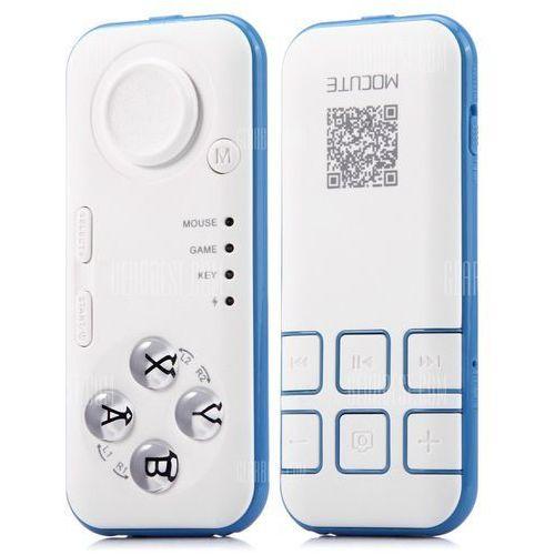 MOCUTE Mini Bluetooth V3.0 Selfie Remote Control Shutter Gamepad