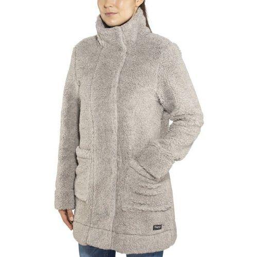 Bergans Oslo Wool LooseFit Kurtka Kobiety szary M 2018 Kurtki polarowe (7031581931110)