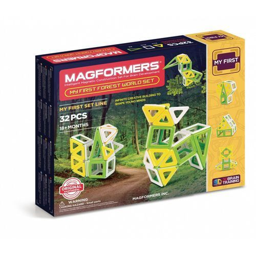 Klocki Magformers My First Forest World Set 32
