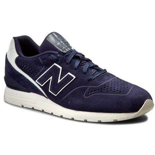 Sneakersy NEW BALANCE - MRL996DV Granatowy, kolor niebieski