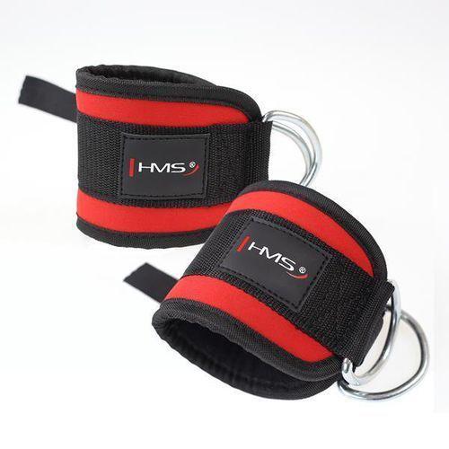 Hms Opx01 ankle strap opaski treningowe na kostkę (2szt)