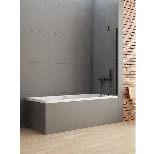Parawan wannowy 90x140 P-0051-WP New Soleo Black New Trendy