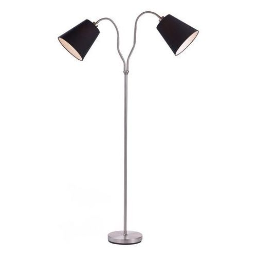 Markslojd Lampa podłogowa modena czarna bzl, 105248