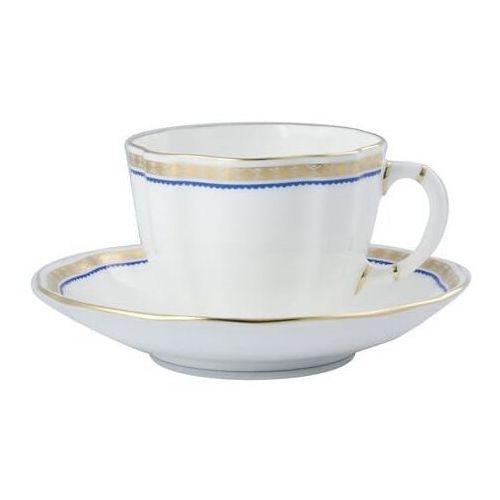 Royal Crown Derby Carlton Spodeczek do Filiżanki do Herbaty