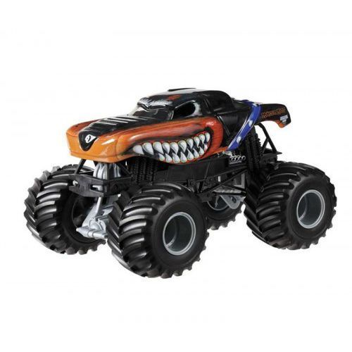 Hot wheels monster jam - auto off-road, marki Mattel