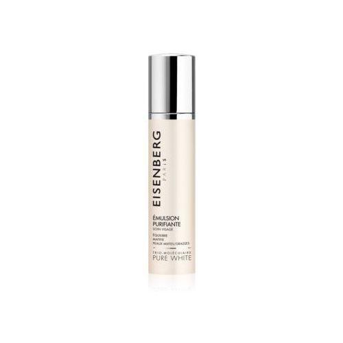 Eisenberg pure white fluid matujący przeciw przebarwieniom skóry 50 ml