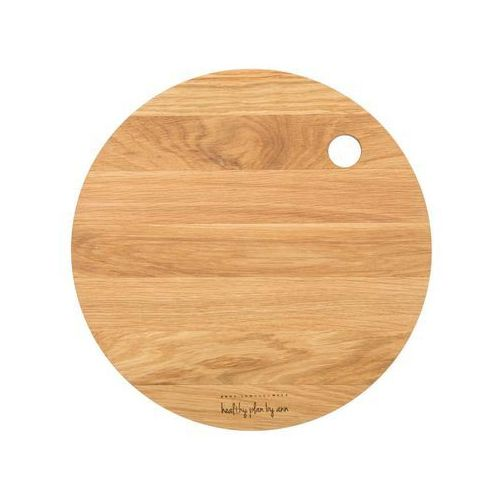Deska drewniana Healthy Plan by Ann okrągła