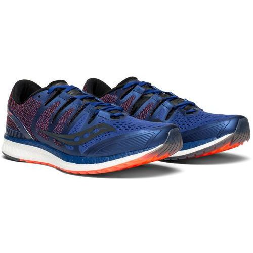 saucony Liberty ISO Buty do biegania Mężczyźni niebieski US 8,5 | 42 2018 Szosowe buty do biegania, kolor niebieski