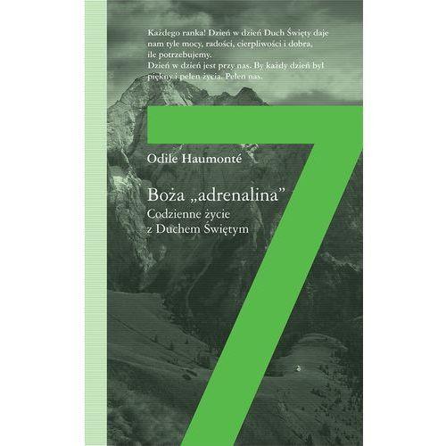 Boza adrenalina + zakładka do książki GRATIS, Św. Wojciech