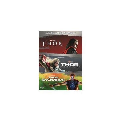 THOR TRYLOGIA (3DVD) (Płyta DVD) (7321917506625)