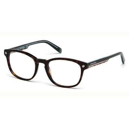 Okulary Korekcyjne Dsquared2 DQ5177 Birmingham 052