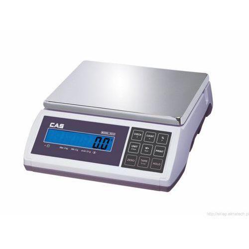 CAS ED-H 15 wysoka dokładność (15kg)