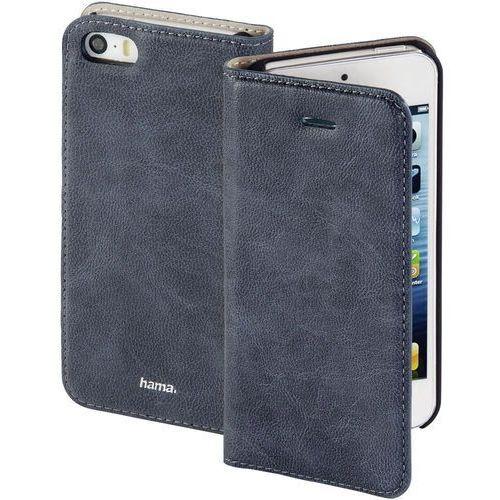 Etui flip do iPhone Hama 177334, Guard Case, Pasuje do modelu telefonu: Apple iPhone 5, Apple iPhone 5S, Apple iPhone SE, szary, kolor szary