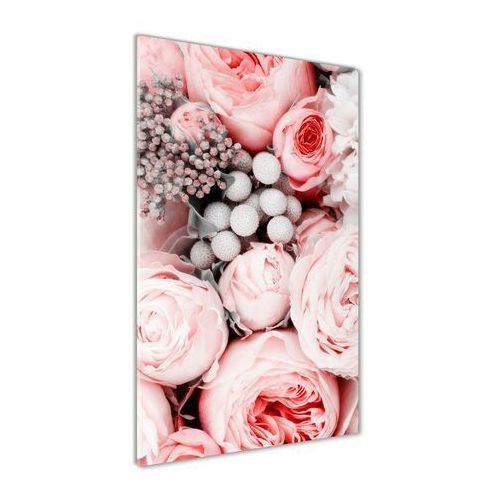 Wallmuralia.pl Foto obraz akryl do salonu bukiet kwiatów
