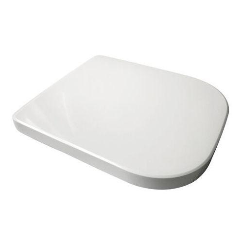 Deska WC Gappa z duroplastu wolnoopadająca biała