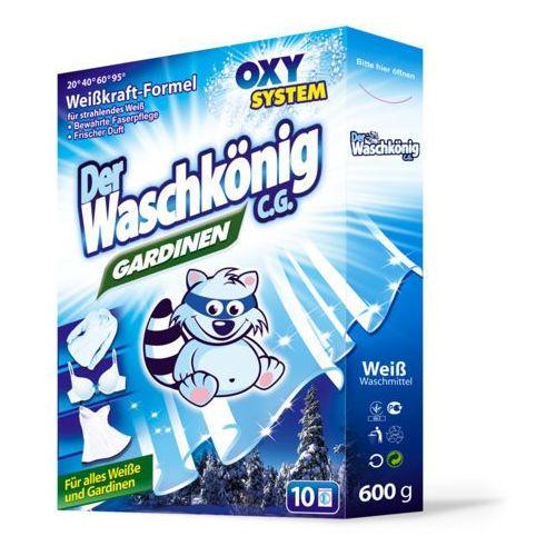 proszek do prania firan i białej bielizny 600 g marki Waschkonig