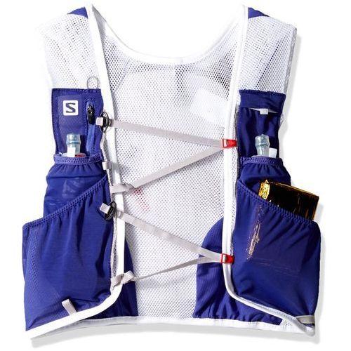 Salomon advanced skin plecak (5 zestaw), niebieski, xl