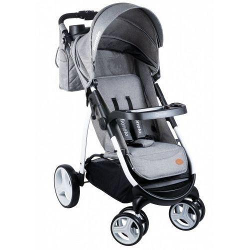 Lionelo wózek spacerowy elise grey - darmowa dostawa!!! (5902581651709). Najniższe ceny, najlepsze promocje w sklepach, opinie.