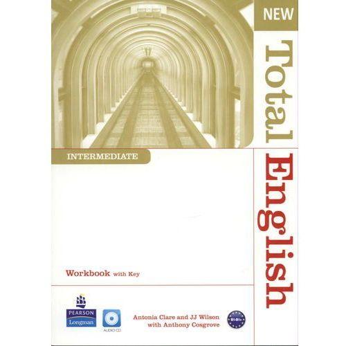 New Total English Intermediate Workbook With Cd