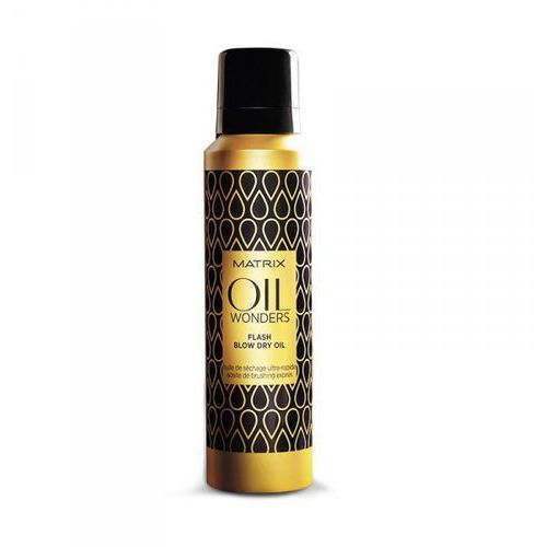 Matrix  oil wonders flash blow dry oil profesjonalne suszenie 185ml