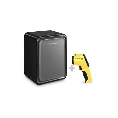 Osuszacz powietrza TTK 24 E DS + Pirometr - skaner punktu rosy BP25 (4052138017777)