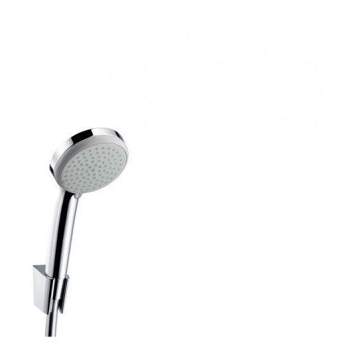 Hansgrohe croma 100 zestaw prysznicowy croma 100 vario/porter's, wąż prysznicowy isiflex 1,25 m 2759