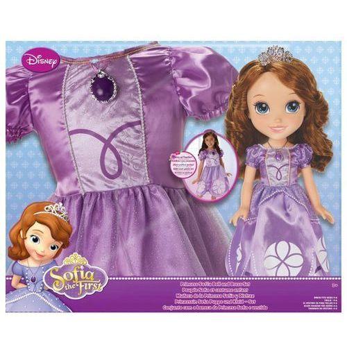 Lalka 93122 księżniczka zosia z sukienką dla dziewczynek + darmowy transport! marki Jakks pacific