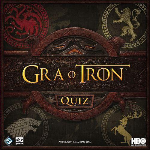 Galakta Gra o tron: quiz (5902259202714). Najniższe ceny, najlepsze promocje w sklepach, opinie.