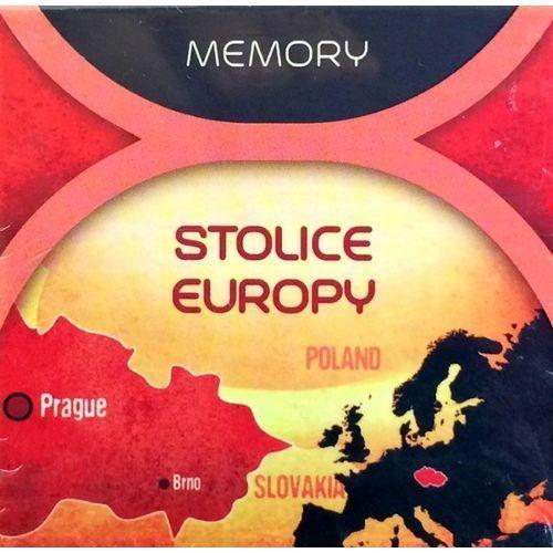 Gra stolice europy memo 74948 - marki Albi