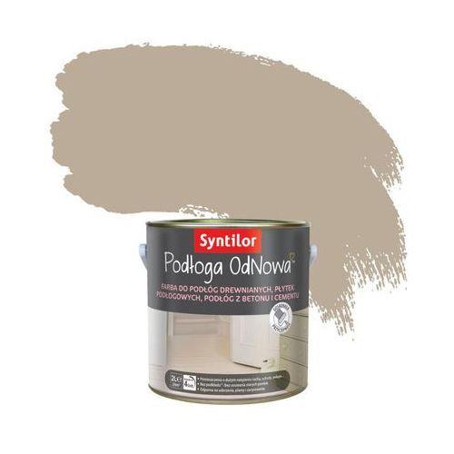 Farba do podłóg wewnętrznych PODŁOGA ODNOWA Kawa latte SYNTILOR (3239913340256)