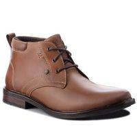 Trzewiki LASOCKI FOR MEN - MB-MANAUS-15-22BIG Chocolate Brown, w 2 rozmiarach