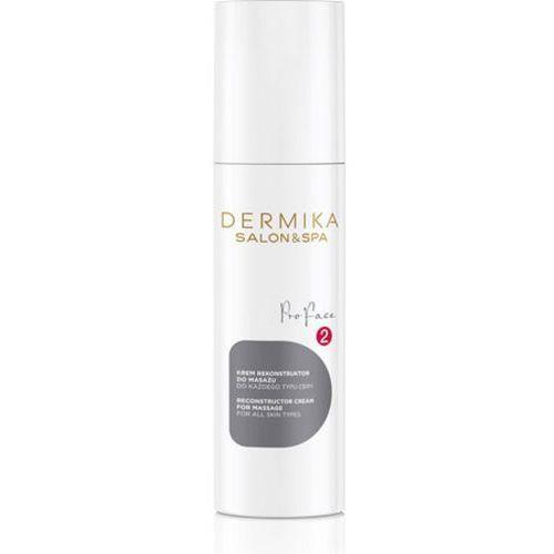 Dermika reconstructor cream for massage krem rekonstruktor do masażu twarzy