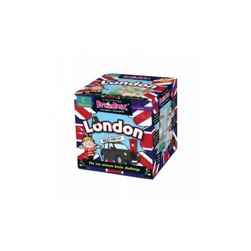 Brainbox. london. gra planszowa. wersja angielska marki Albi
