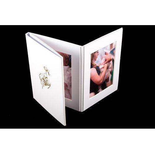 Pamiątka Chrztu Św. z grawerem - Album na 4 zdjęcia - produkt z kategorii- Albumy na zdjęcia