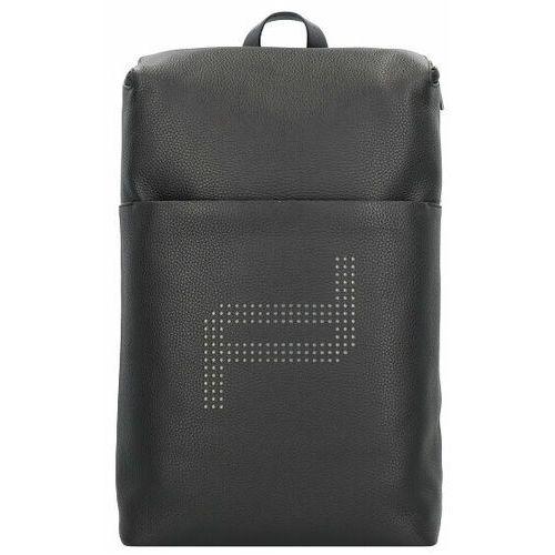 Porsche design signature business plecak 45 cm skórzana przegroda na laptopa black (4053533806409)