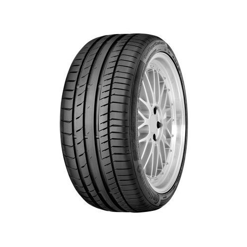 Continental contisportcontact 5 suv 255/55r18 105 w mo