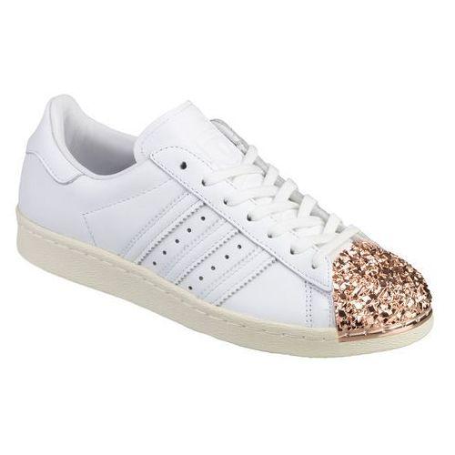 originals superstar 80's tenisówki biały 41 1/3 marki Adidas