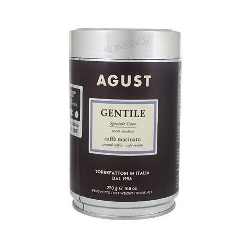 Kawa mielona Agust Gentile 100% arabica 250g w puszce
