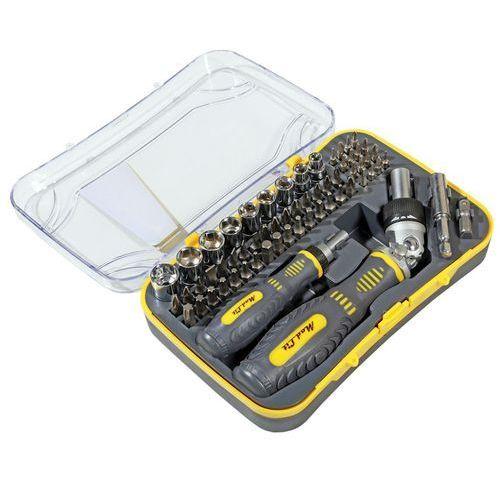 Śrubokręt w zestawie z bitami EKNA115 - Milagro - Sprawdź kupon rabatowy w koszyku (5902693731115)