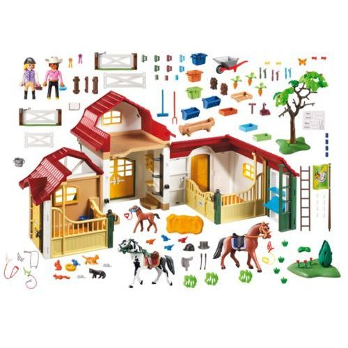 Playmobil COUNTRY Duża stajnia 6926