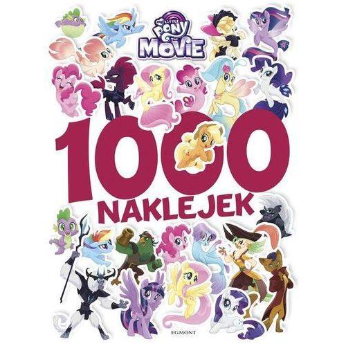 My Little Pony The Movie 1000 naklejek, Egmont