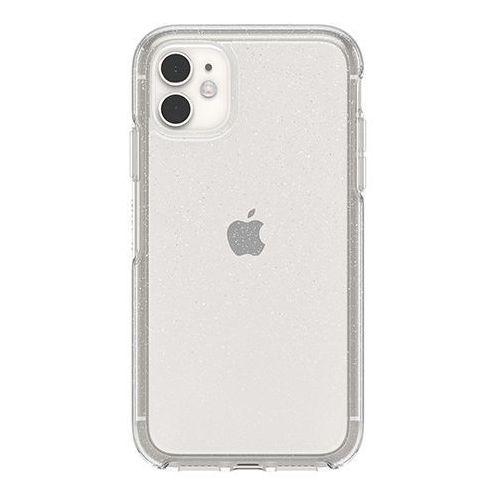 OtterBox Symmetry Clear Glitter etui do iPhone 11 (przeźroczyste z brokatem)