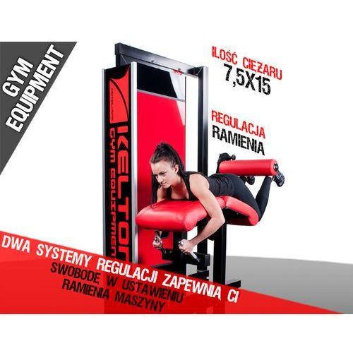 Kelton Dwugłowy uda leżąc pms12  gym equipment (5907222483282)
