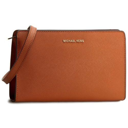 Torebka MICHAEL KORS - Jet Set Travel 32F6GTVC3L Orange