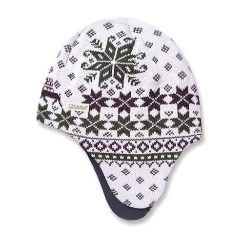 czapka Kama LW40 112 naturalna - Windstopper