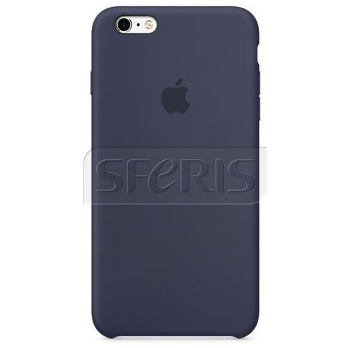 Apple iPhone 6s Plus Silicone Case Midnight Blue - MKXL2ZM/A